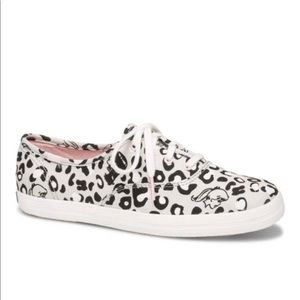 Keds Leopard x Betty and Veronica Animal Print
